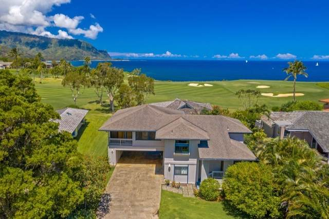 3844 Punahele Rd, Princeville, HI 96722 (MLS #638759) :: Corcoran Pacific Properties