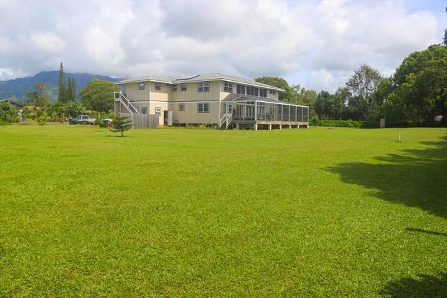 6103 Olohena Rd, Kapaa, HI 96746 (MLS #638761) :: Elite Pacific Properties
