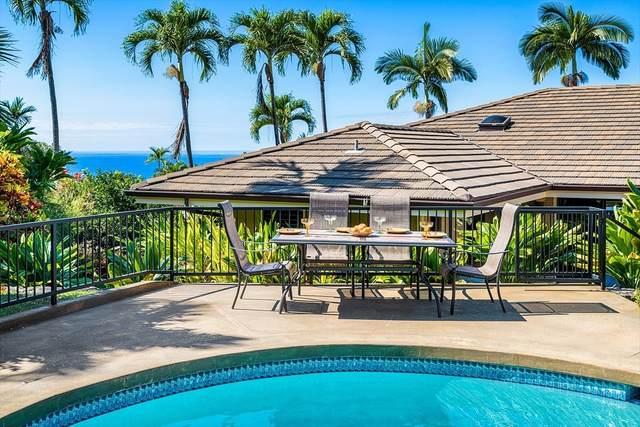 78-6809 Kuhinanui St, Kailua-Kona, HI 96740 (MLS #638765) :: Elite Pacific Properties