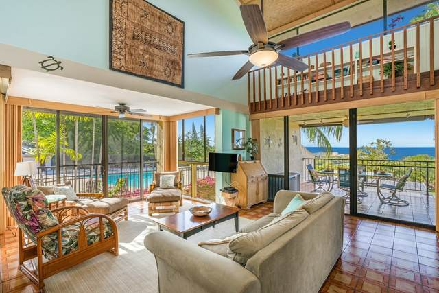 78-6920 Alii Dr, Kailua-Kona, HI 96740 (MLS #638775) :: Song Team | LUVA Real Estate