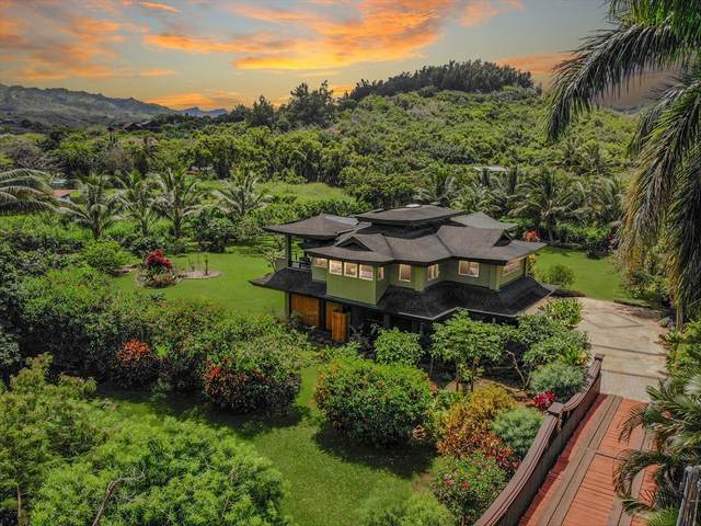 3648-A Moloaa Rd, Anahola, HI 96746 (MLS #638776) :: Elite Pacific Properties