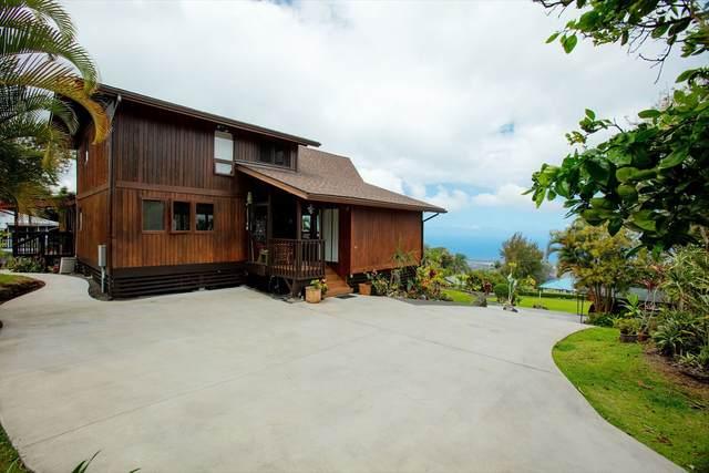 73-4469 Ooma Pl, Kailua-Kona, HI 96740 (MLS #638806) :: Song Team | LUVA Real Estate