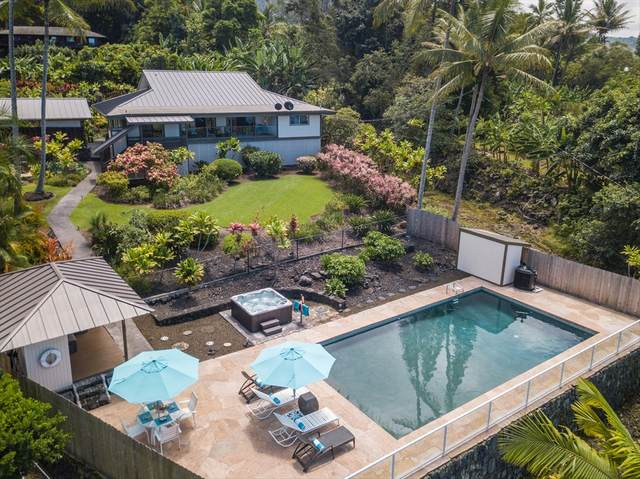 83-5410 Middle Keei Rd, Captain Cook, HI 96704 (MLS #638811) :: Elite Pacific Properties