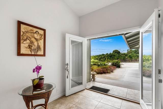 85-5185 Kiilae Rd, Captain Cook, HI 96704 (MLS #638817) :: Song Team | LUVA Real Estate