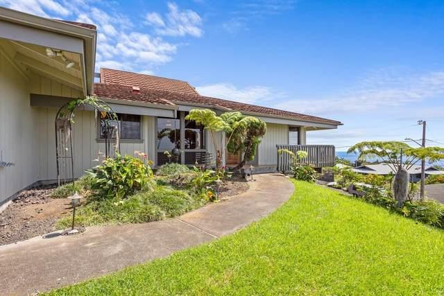 81-6636 Kekaa Pl, Kealakekua, HI 96750 (MLS #638847) :: Iokua Real Estate, Inc.