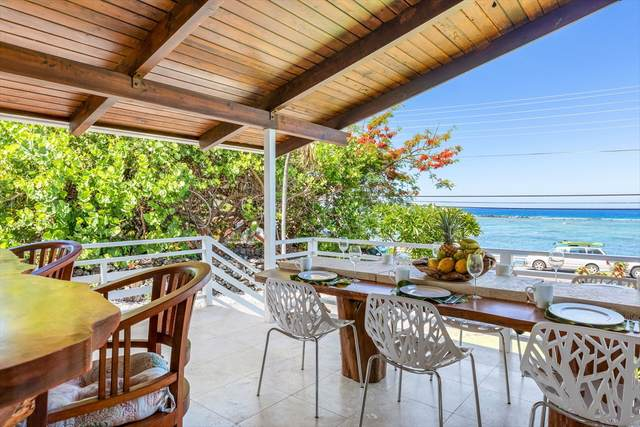 78-6687 Alii Dr, Kailua-Kona, HI 96740 (MLS #638866) :: Song Team | LUVA Real Estate