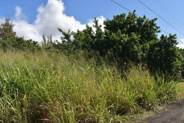 Pele St, Naalehu, HI 96772 (MLS #638887) :: Aloha Kona Realty, Inc.