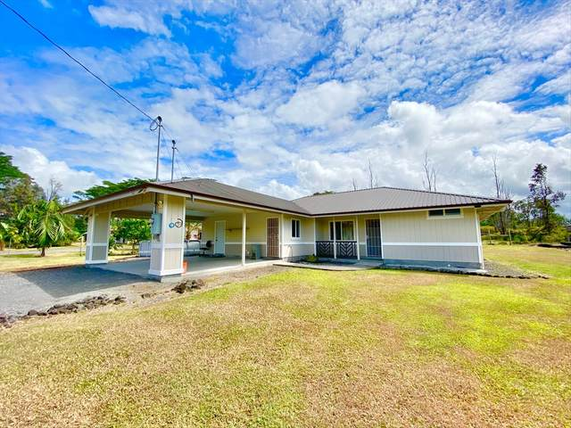 15-1916 7TH AVE, Keaau, HI 96749 (MLS #638905) :: Song Team | LUVA Real Estate
