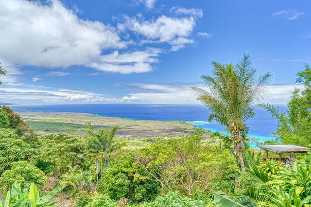 82-5989 Napoopoo Rd, Captain Cook, HI 96704 (MLS #638935) :: Iokua Real Estate, Inc.