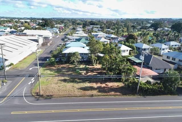 792 Iolani St, Hilo, HI 96720 (MLS #638978) :: Hawai'i Life