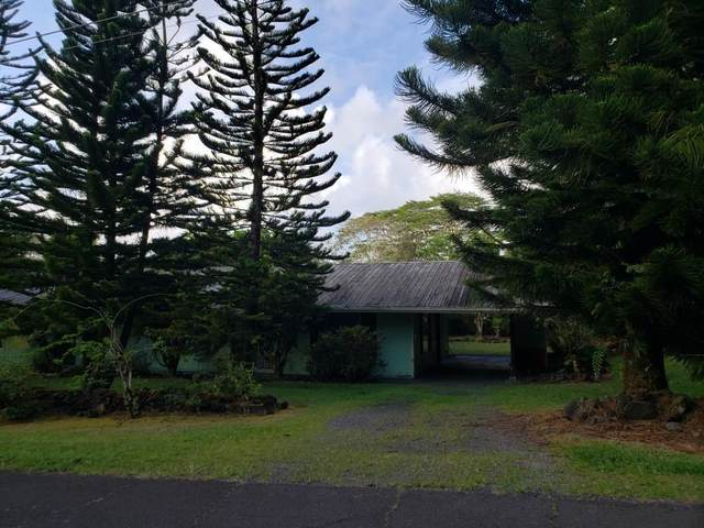15-2715 Kawakawa St, Pahoa, HI 96778 (MLS #638992) :: Team Lally