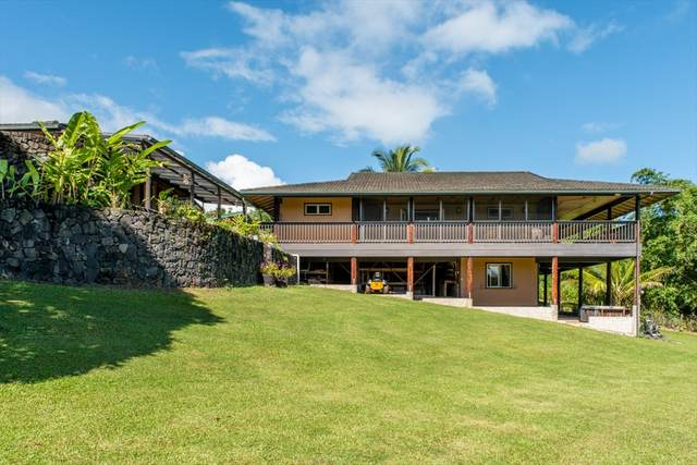 32-56 Piha Kahuku Rd, Ninole, HI 96773 (MLS #639002) :: Elite Pacific Properties