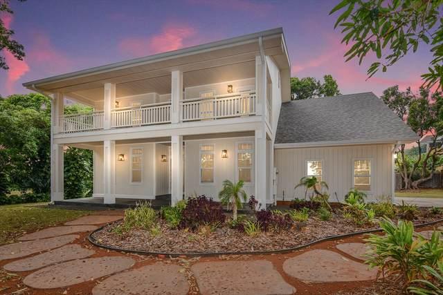 4643-E Puuwai Rd, Kalaheo, HI 96741 (MLS #639038) :: LUVA Real Estate