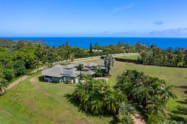 4146 N Waiakalua, Kilauea, HI 96754 (MLS #639052) :: Team Lally