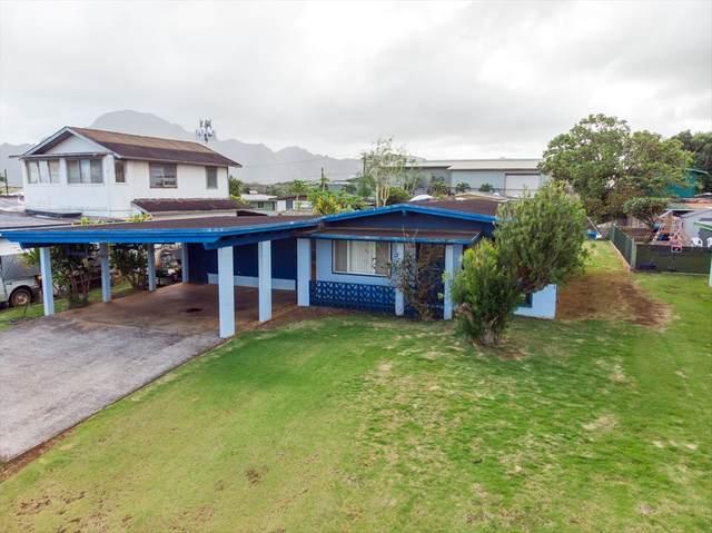 4357 Mua St, Lihue, HI 96766 (MLS #639054) :: Elite Pacific Properties