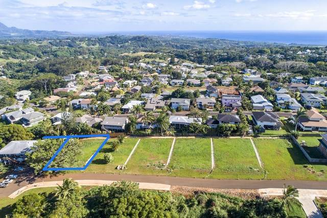 Pai St, Kalaheo, HI 96741 (MLS #639097) :: Kauai Exclusive Realty