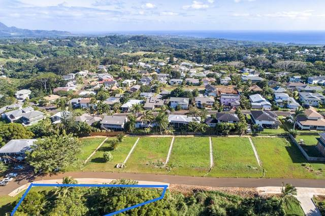 Pai St, Kalaheo, HI 96741 (MLS #639100) :: Kauai Exclusive Realty