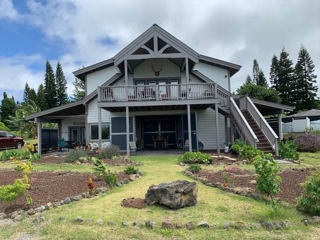 94-2102 South Point Road, Naalehu, HI 96772 (MLS #639159) :: Elite Pacific Properties