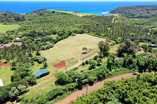 7200 Koolau Rd, Kilauea, HI 96754 (MLS #639163) :: Elite Pacific Properties