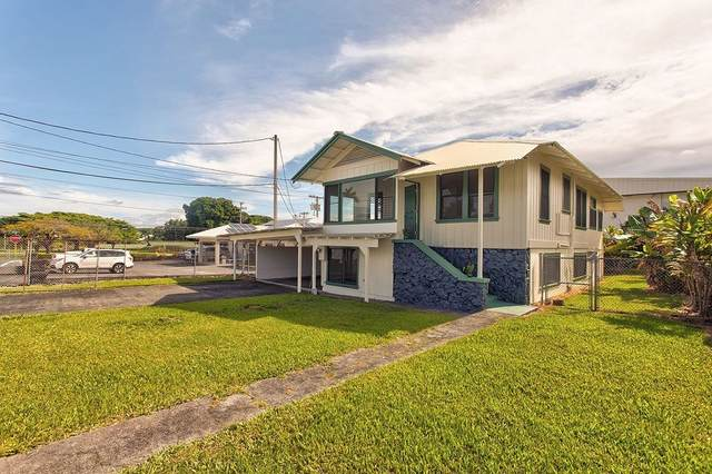 15 Lei St, Hilo, HI 96720 (MLS #639182) :: LUVA Real Estate