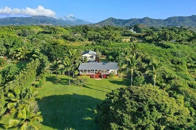 3355 Kapau Road, Koloa, HI 96756 (MLS #639190) :: Elite Pacific Properties