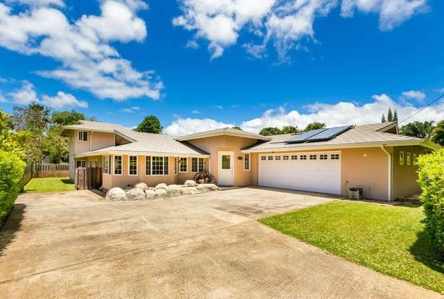 5645 Kuamoo Rd, Kapaa, HI 96746 (MLS #639205) :: Kauai Exclusive Realty