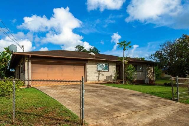4846 Koko Rd, Hanapepe, HI 96716 (MLS #639230) :: LUVA Real Estate