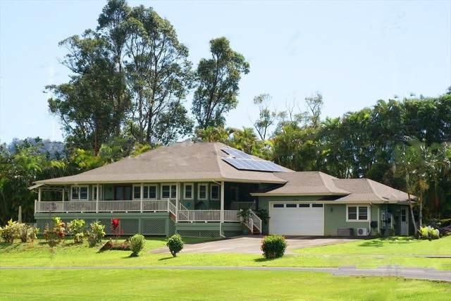 190 Kolekona Pl, Kapaa, HI 96746 (MLS #639239) :: Kauai Exclusive Realty
