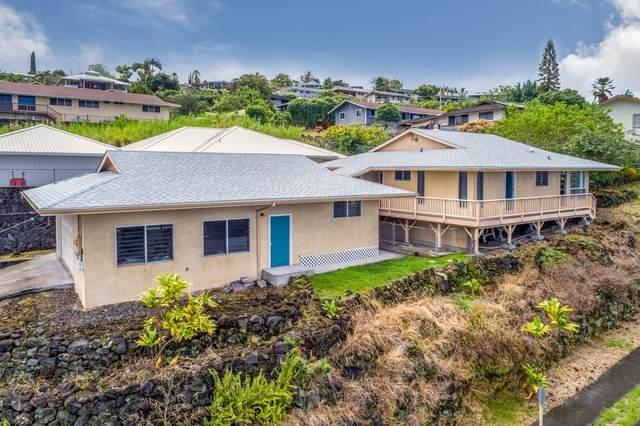 81-888 Halekii St, Kealakekua, HI 96750 (MLS #639240) :: Elite Pacific Properties