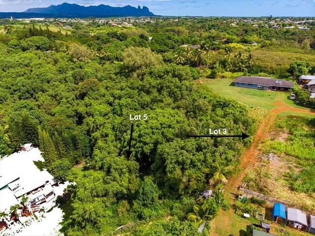 4900 Yamanoha Rd, Kapaa, HI 96746 (MLS #639241) :: Elite Pacific Properties