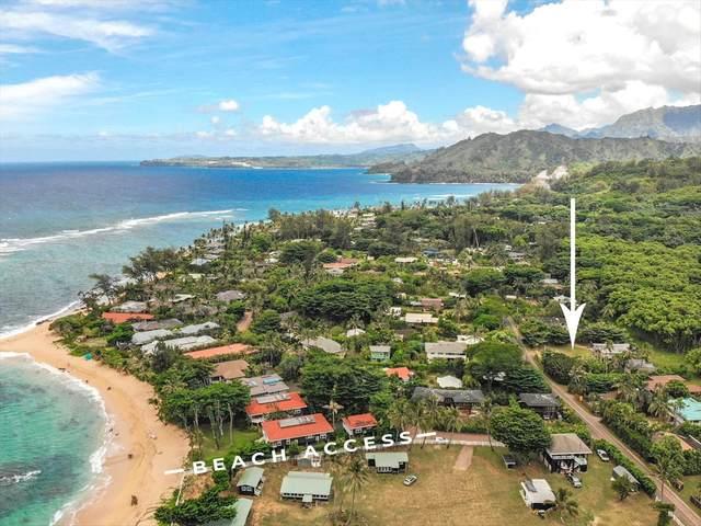 5-7363 Kuhio Hwy, Hanalei, HI 96722 (MLS #639256) :: Elite Pacific Properties