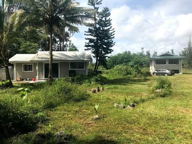 15-1600 14TH AVE, Keaau, HI 96749 (MLS #639280) :: Song Team | LUVA Real Estate
