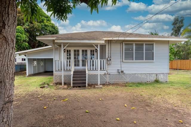 4653 Menehune Rd, Waimea, HI 96796 (MLS #639285) :: Elite Pacific Properties
