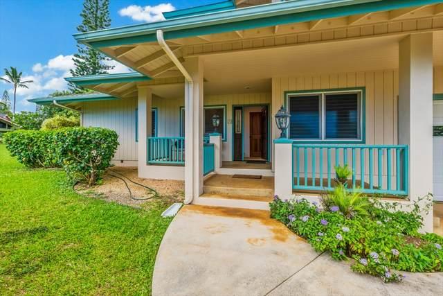 3845 Punahele Rd, Princeville, HI 96722 (MLS #639313) :: Elite Pacific Properties
