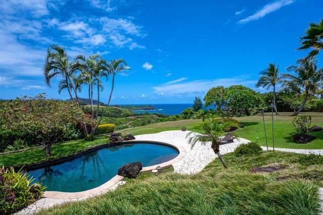 4170 North Waiakalua St, Kilauea, HI 96754 (MLS #639319) :: Elite Pacific Properties