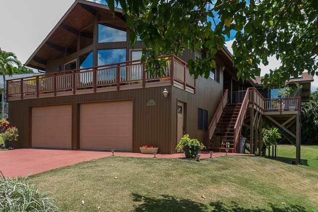 4393 Ahopueo Dr, Kalaheo, HI 96741 (MLS #639320) :: Elite Pacific Properties