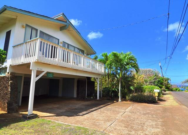 5178 Hoona Rd, Koloa, HI 96756 (MLS #639350) :: Elite Pacific Properties
