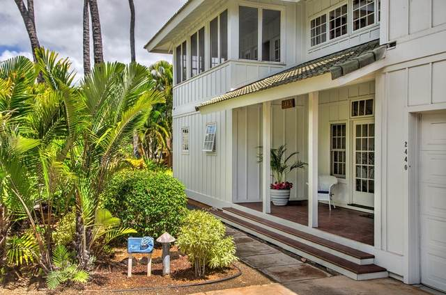 2440 Linaka St, Koloa, HI 96756 (MLS #639387) :: Elite Pacific Properties