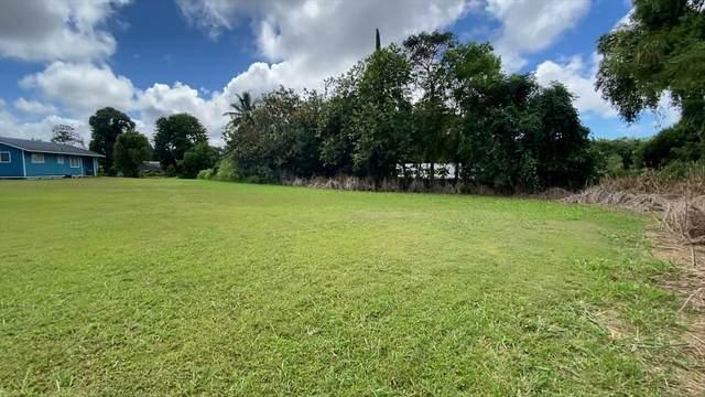 1740 Poloke St, Kapaa, HI 96746 (MLS #639429) :: Kauai Exclusive Realty