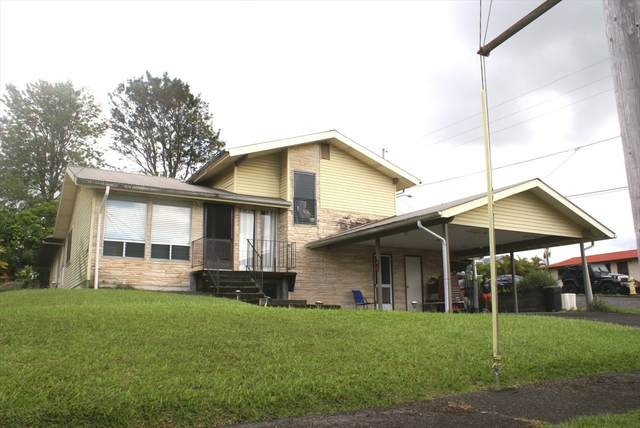 1695 Oneawa Pl, Hilo, HI 96720 (MLS #639430) :: Team Lally