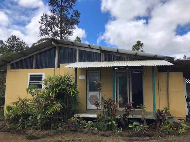 11-2807 Hibiscus St, Mountain View, HI 96771 (MLS #639470) :: Elite Pacific Properties