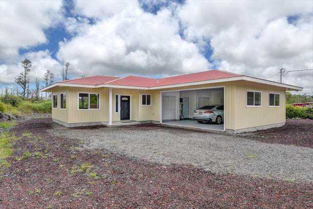16-1703 37TH AVE, Keaau, HI 96749 (MLS #639473) :: Elite Pacific Properties