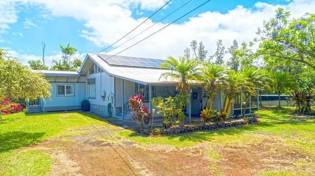 15-1411 10TH AVE, Keaau, HI 96749 (MLS #639518) :: Elite Pacific Properties