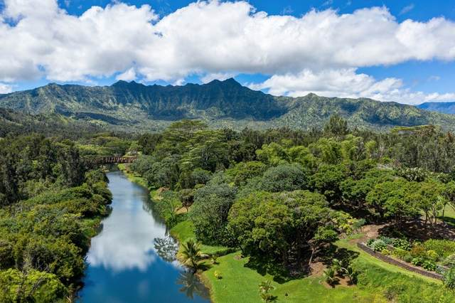 Kamookoa Rd, Kilauea, HI 96754 (MLS #639525) :: Corcoran Pacific Properties
