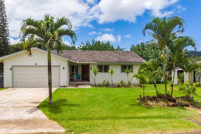 435 Molo St, Kapaa, HI 96746 (MLS #639538) :: Elite Pacific Properties
