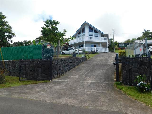 45-3383 Kukui St, Honokaa, HI 96727 (MLS #639540) :: LUVA Real Estate