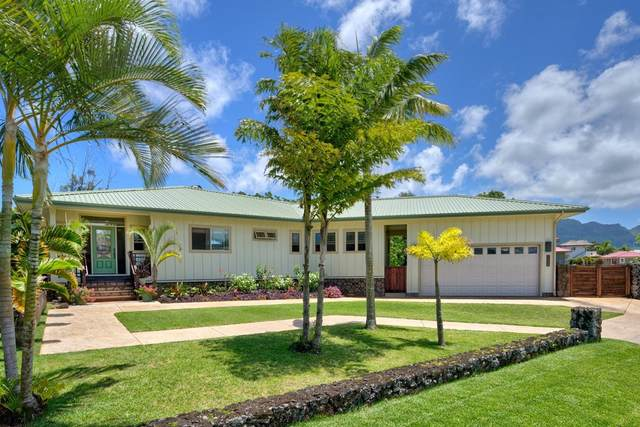 2210 Makaa St, Lihue, HI 96766 (MLS #639548) :: Elite Pacific Properties