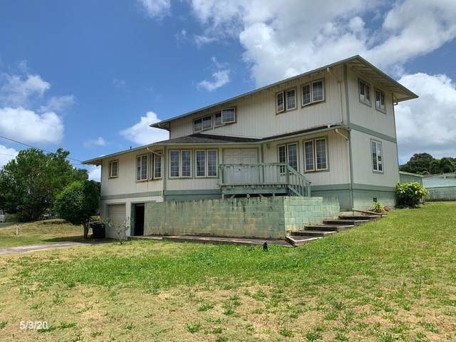 2963 Pua Nani St, Lihue, HI 96766 (MLS #639555) :: Kauai Exclusive Realty