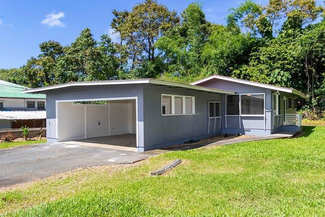 22 Pamala Pl, Hilo, HI 96720 (MLS #639564) :: Elite Pacific Properties