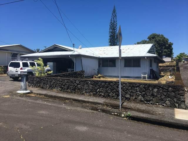 1046 Puku St, Hilo, HI 96720 (MLS #639569) :: Iokua Real Estate, Inc.